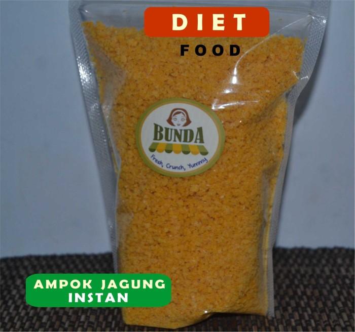 Jual Ampok Jagung Instant Nasi Jagung Diet Food Dari Jagung