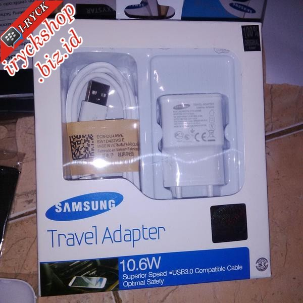 harga Charger travel adapter 10.6w 2a for samsung galaxy s4 note 2 grand dll Tokopedia.com