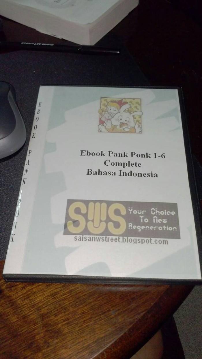 harga Ebook pank ponk 1-6 Tokopedia.com