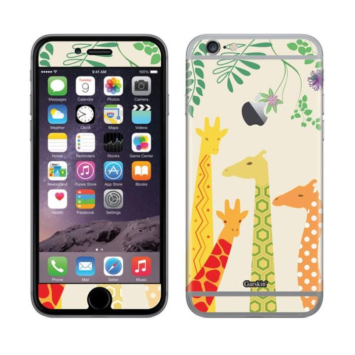 harga Garskin giraffe family skin for iphone 6 - (model dan design gambar bi Tokopedia.com