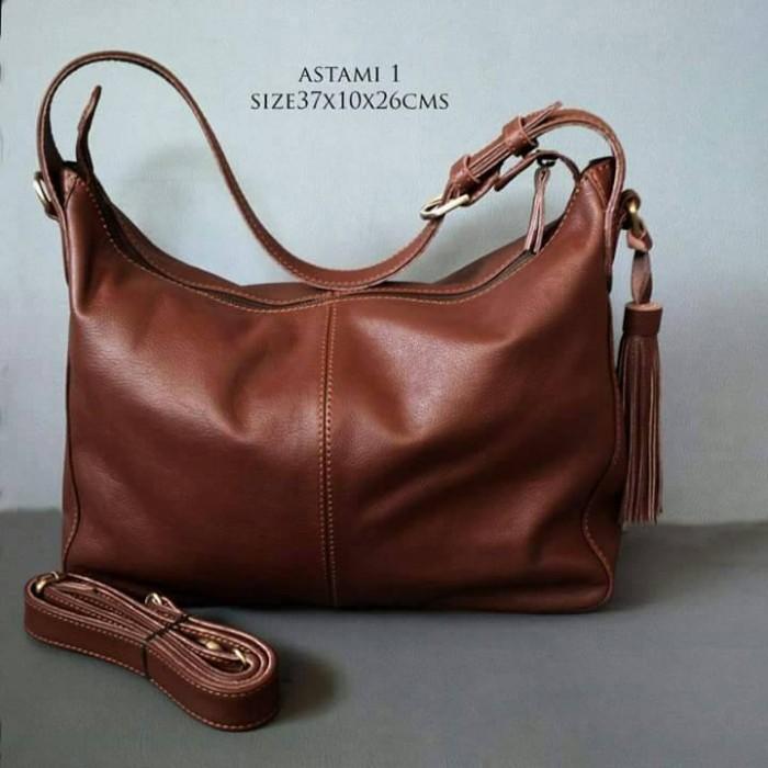 Jual Tas Kulit Asli - Astami - Amimong s Bag by biGeL  42a7671c4c