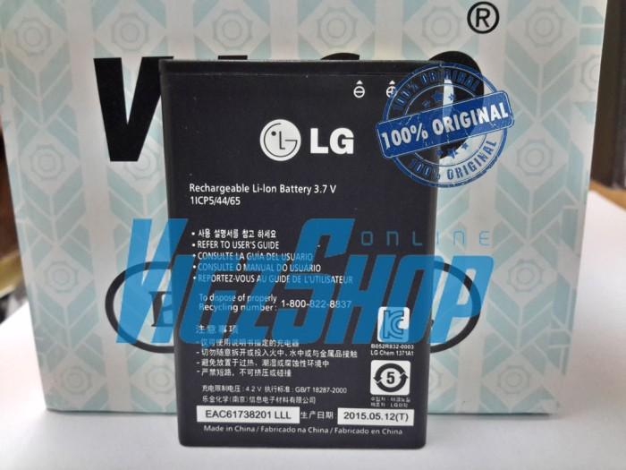 harga Baterai lg l40 dual p940 su880 optimus ex bl-44jr original 100% Tokopedia.com