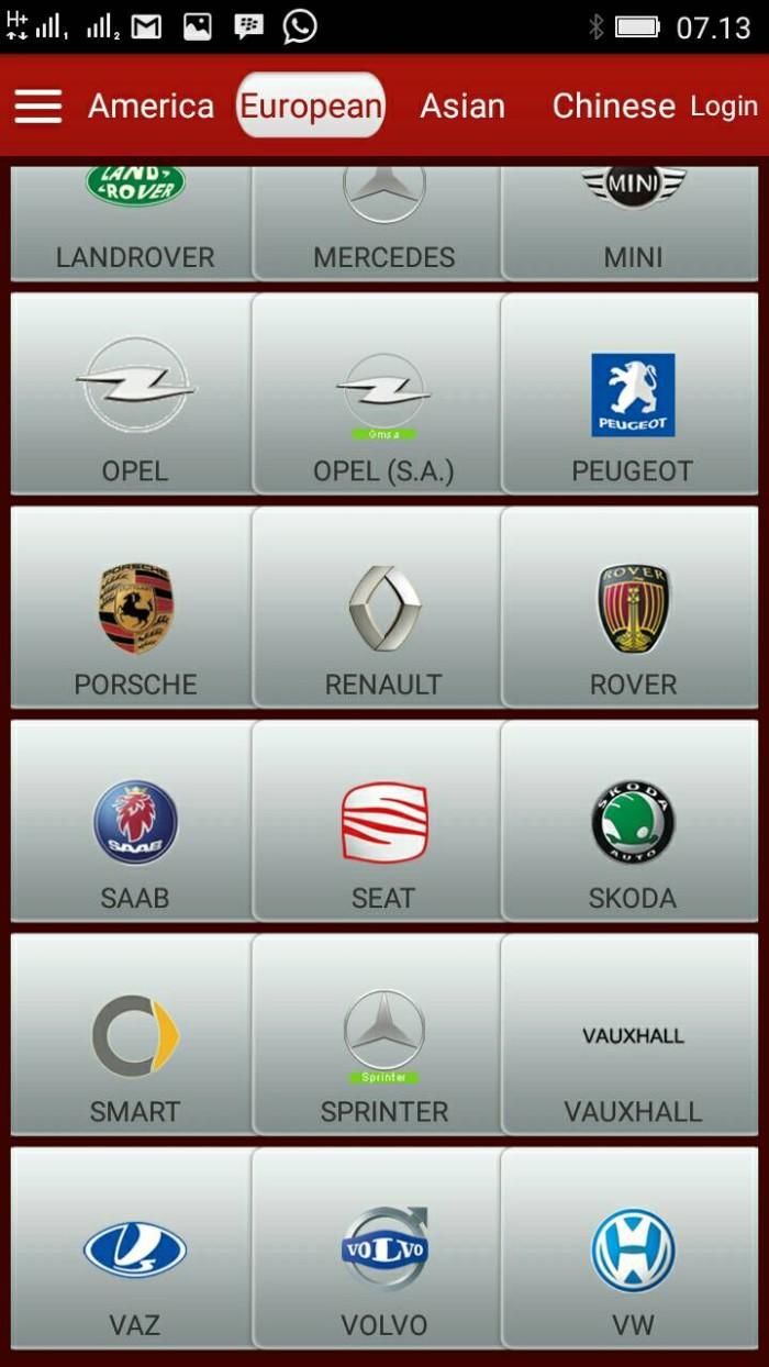Jual Scanner Launch Easydiag Full Software Hp Android Mototronik Scaner Mobil Dan Sotfwere