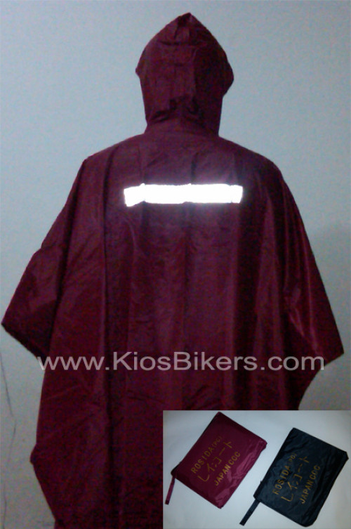 harga Jas hujan poncho rosida/ponco rosida/model kelelawar all size impot Tokopedia.com