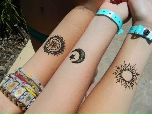 Jual Jasa Tatto Henna Simple 5000 Kota Surabaya Leli Henna Lukis Tokopedia