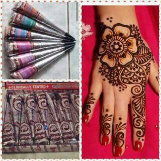 Jual Jasa Tatto Henna Simple 5000 Leli Henna Lukis Tokopedia