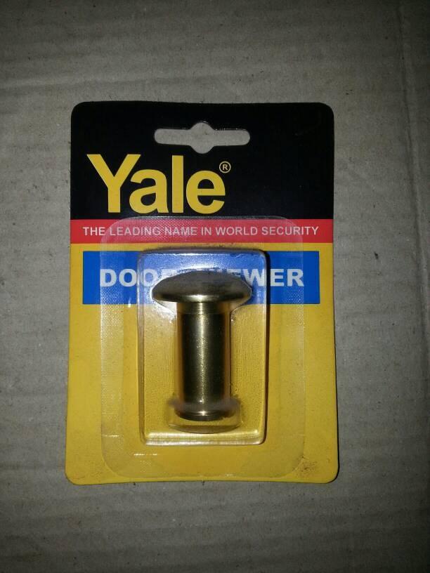 harga Door viewer yale lensa intip balik pintu Tokopedia.com