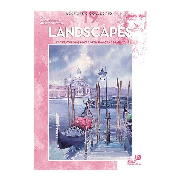 harga Leonardo collection - landscapes vol 19 Tokopedia.com