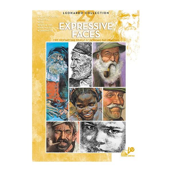 harga Leonardo collection - expressive faces vol 29 Tokopedia.com