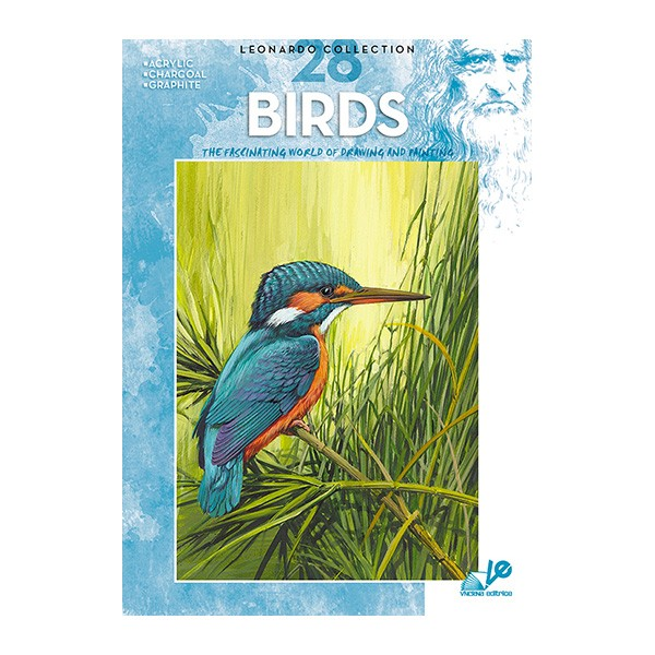harga Leonardo collection - birds vol 28 Tokopedia.com