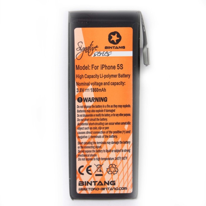 Jual Baterai BINTANG SS for iPhone 5S - Toko Bintang Makassar ... dc915d670f