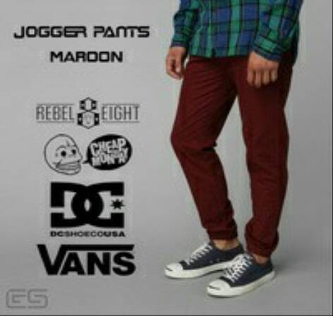 JOGGER PANTS MAN