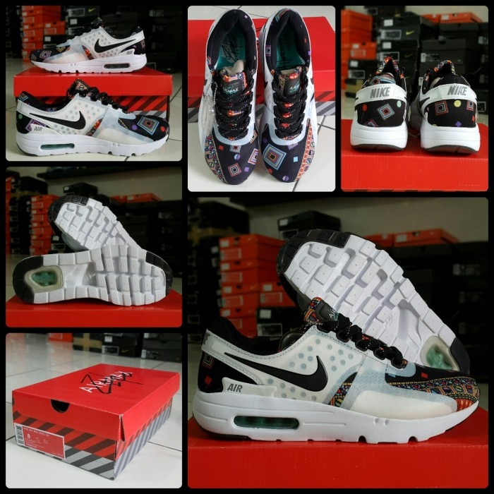 Yeni Ürün Sepatu Nike Air Max Zero Liberty (Grade Ori Replika Import) . 00412c7d69