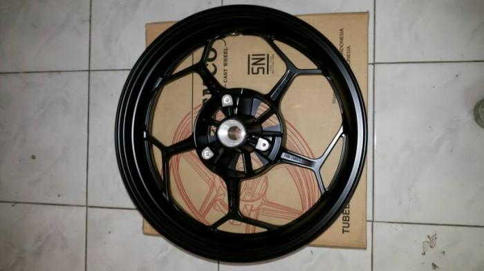 harga Velg chemco ninja 250 fi - z 250 fit ( 4.50 in velg belakang ) Tokopedia.com