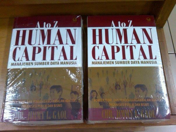 harga A to z human capital - chr. jimmy l. gaol Tokopedia.com