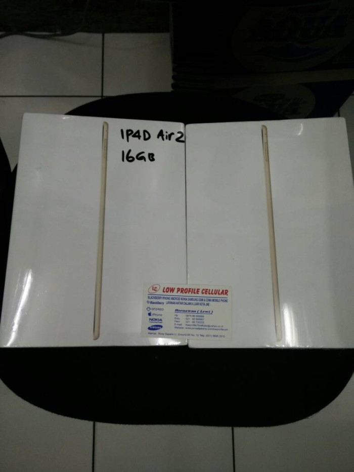 harga Ipad air2 16gb wifi cellular Tokopedia.com