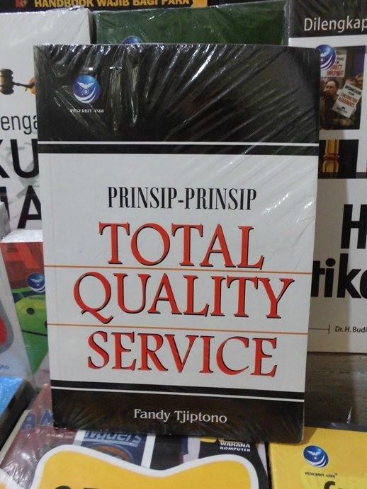 harga Prinsip-prinsip total quality service (tqs) Tokopedia.com