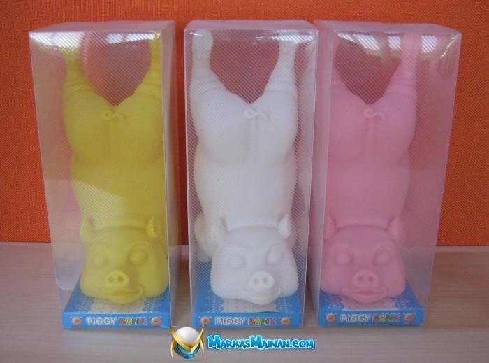 harga Celengan babi nungging - piggy bank Tokopedia.com