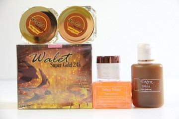 Walet Super Gold 24K Original