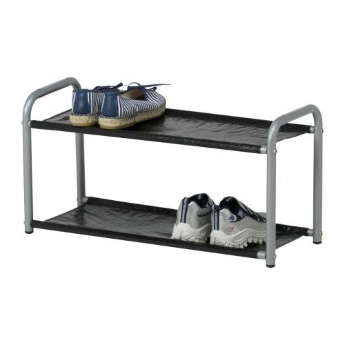 harga Ikea lustifik ~ rak sepatu / topi | shoes / hat rack | 2 susun Tokopedia.com