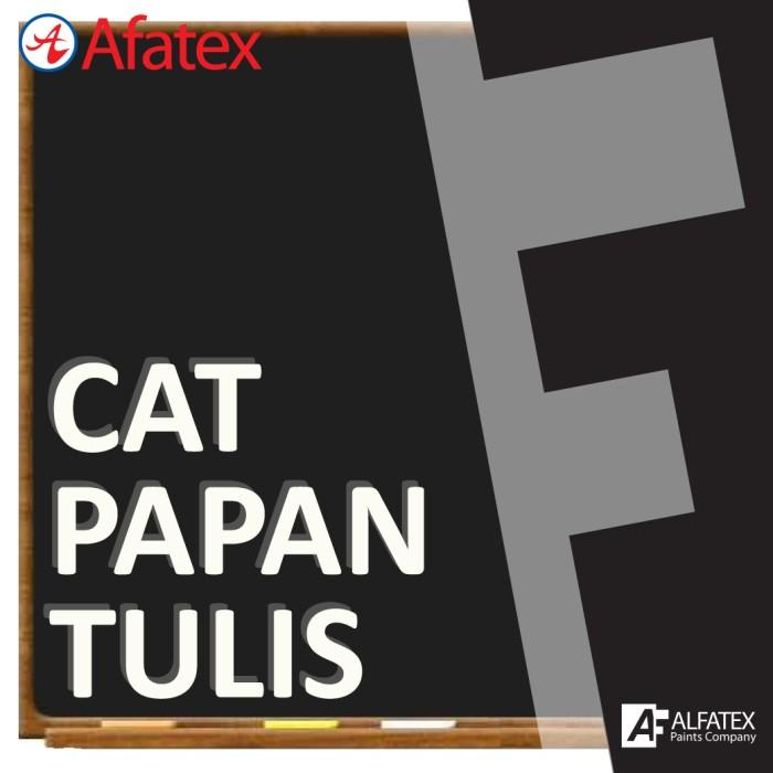 harga Cat papan tulis (chalkboard paint) afatex 1 jerigen = 4 kg Tokopedia.com