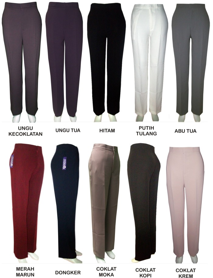 Celana wanita big size 4xl & 6xl