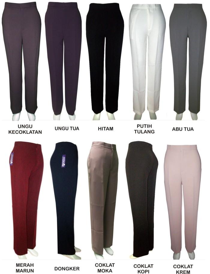 Celana big size wanita xxl & 3xl