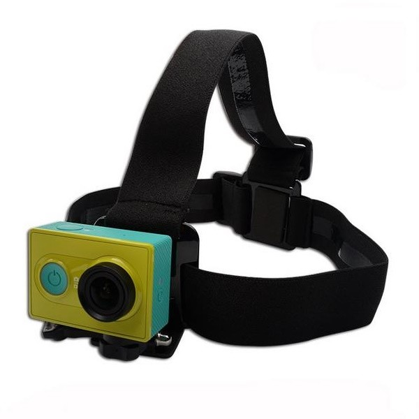 harga Elastic adjustable head strap simple anti-slide glue xiaomi yi gopro Tokopedia.com