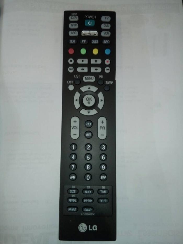 harga Remot / remote tv lcd led plasma lg 6710900010c ori / original Tokopedia.com