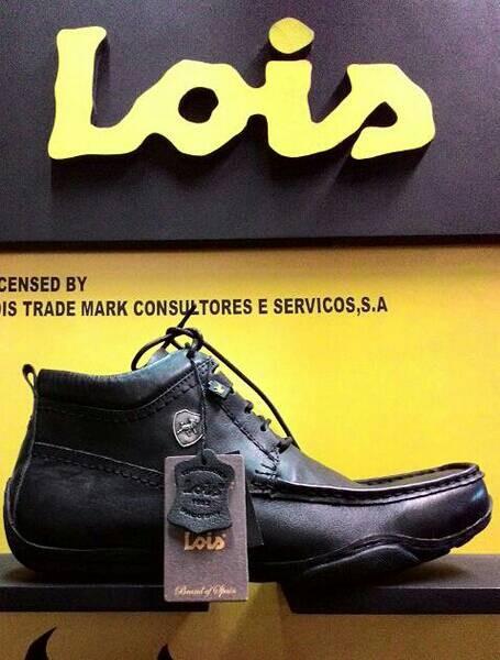 Jual Sepatu Kulit Asli Merk Lois Original - Lin s Fashion  c547111def
