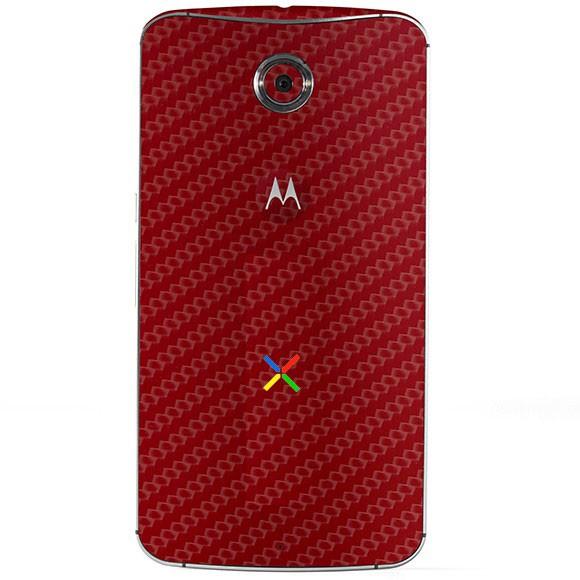 harga 3m motorola google nexus 6 red carbon skin custom Tokopedia.com