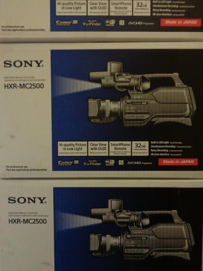 harga Sony hxr-mc2500 Tokopedia.com