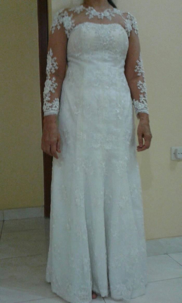Jual Baju ibu pengantin warna putih - Kota Depok - clausaval  Tokopedia