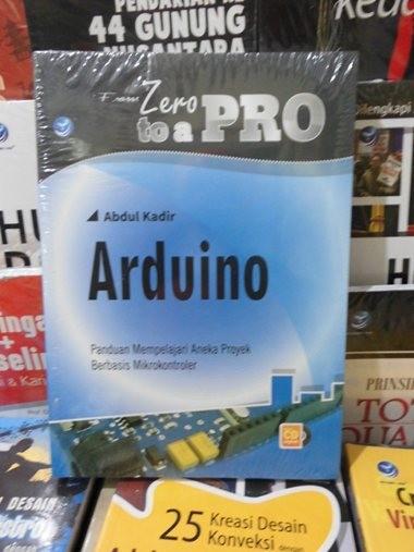 harga From zero to a pro: arduino+cd Tokopedia.com
