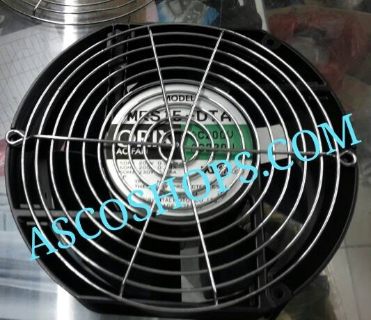 Foto Produk Jaring pengaman kipas fan panel oval 15x17cm 15 x 17 cm dari Asco Shop