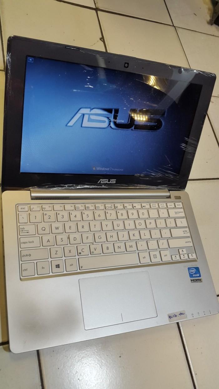 Jual Asus X201e Ukuran 116 Inch Mantaph Ram 4 Gb Ringan Cocok Untuk 11 6 Mobile