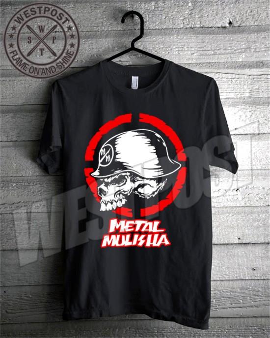 harga Kaos distro metal mulisha racing keren Tokopedia.com