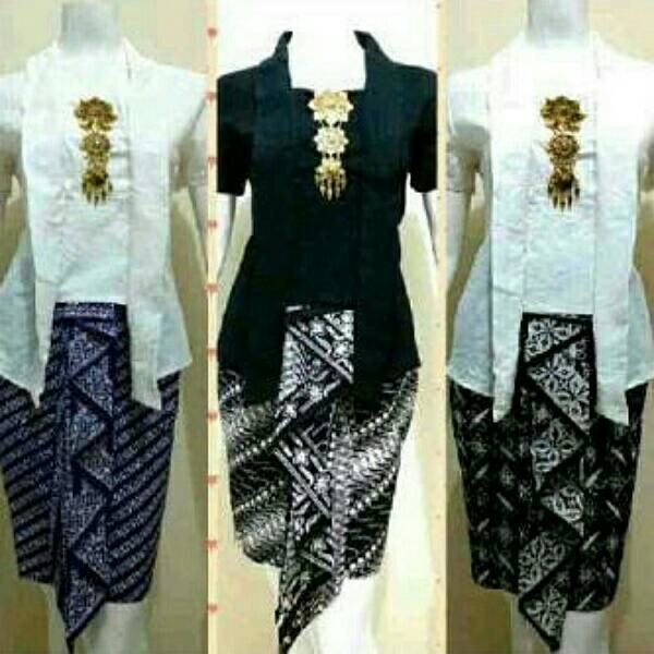 Jual Baju Kebaya Pakaian Kebaya Kebaya Modern Baju Batik Pakaian Batik Kab Sleman Kaba Batik Tokopedia