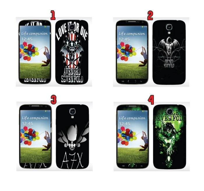 harga Garskin samsung galaxy s4 motif avenged - gambar bisa request Tokopedia.com