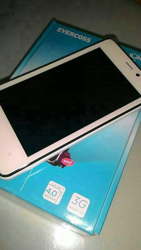 harga Evercoss a54  4 /3g android 3g murah Tokopedia.com