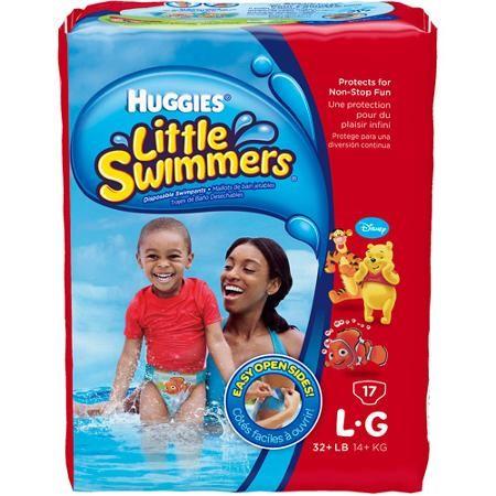 harga Huggies little swimmer diapers Tokopedia.com