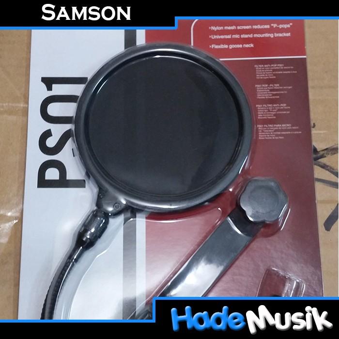 harga Samson pop filter ps01 Tokopedia.com