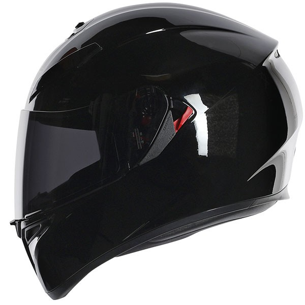 Jual Helm Agv K3 Sv Solid Black Glossy Jakarta Timur Helmarket Tokopedia