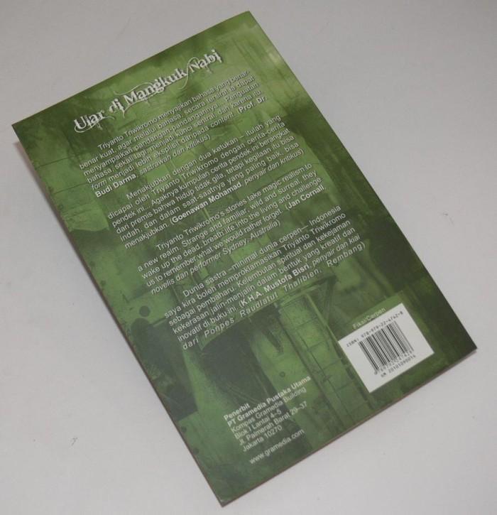 Jual Buku Triyanto Triwikromo Ular Di Mangkuk Nabi Sarahcantik