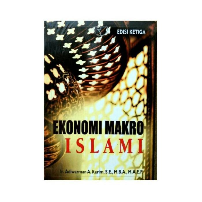 Ekonomi Makro; Tinjauan Ekonomi Syariah - Graha Ilmu