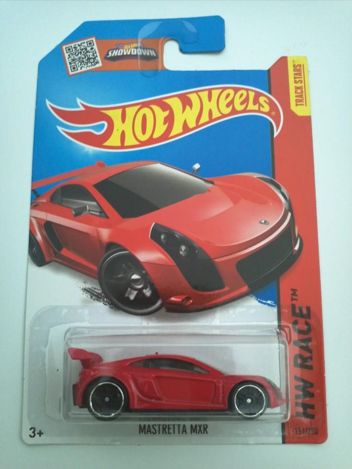 harga Hot wheels mastretta mxr Tokopedia.com