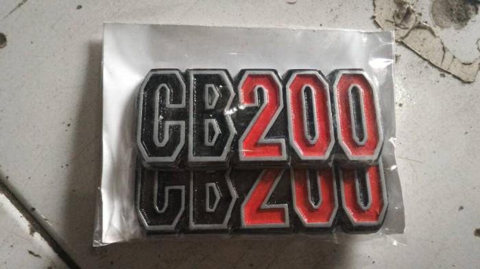 harga Emblem honda cb 200 Tokopedia.com