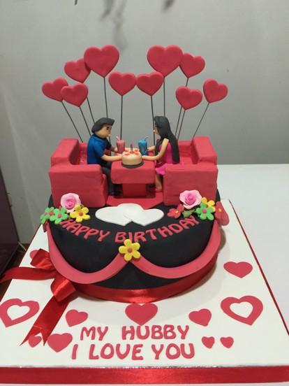 Jual Kue Ultah Pacaran Jakarta Barat Stelette Cake Tokopedia