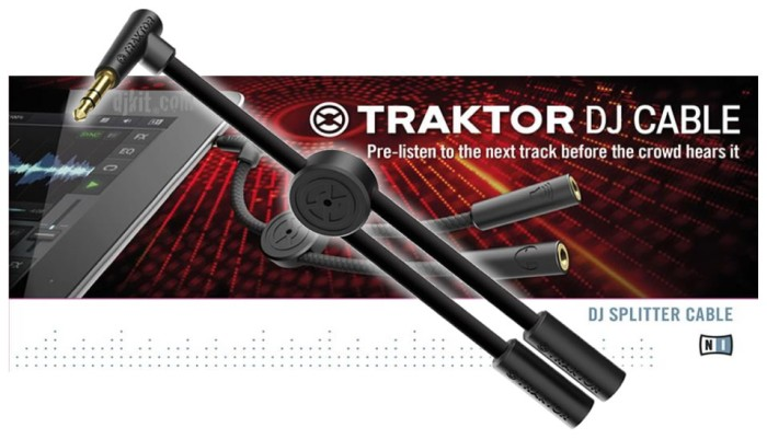 harga Native instruments traktor dj cable Tokopedia.com