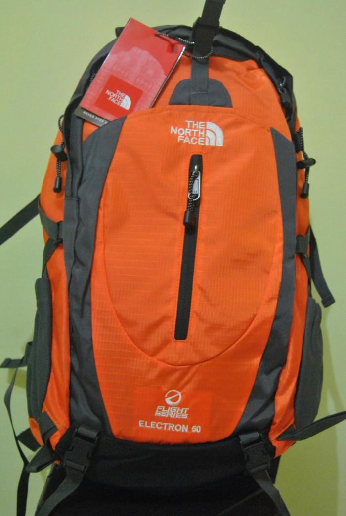 ef5ad64e8 Jual Tas Ransel Gunung NORTH FACE Flight Series Electron 50 Oranye Backpack  - Kota Bekasi - Casual n' Sporty Shop   Tokopedia